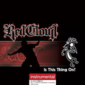 Is This Thing On?: Instrumental by RedCloud
