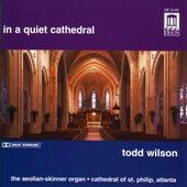 Organ Recital: Wilson, Todd - BRAHMS, J. / TARTINI, G. / VAUGHAN WILLLIAMS, R. / PURVIS, R. / HARRIS, W. / BACH, J.S. / MOZART, W.A. by Todd Wilson