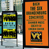 BACH, J.S.: Brandenburg Concertos Nos. 1-6 (Lincoln Center Chamber Music Society) by David Shifrin