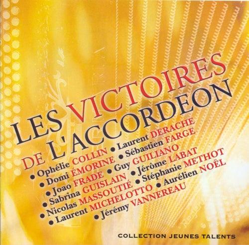 Les Victoires De L'accordeon by Various Artists
