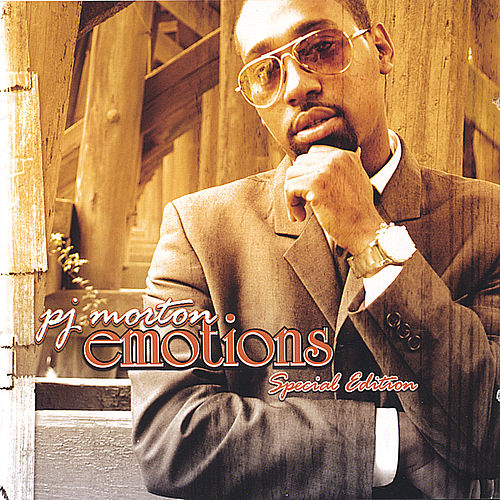Emotions: Special Edition by PJ Morton