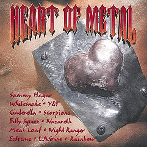Heart Of Metal by Various Artists