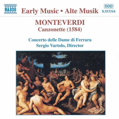 Canzonette by Claudio Monteverdi