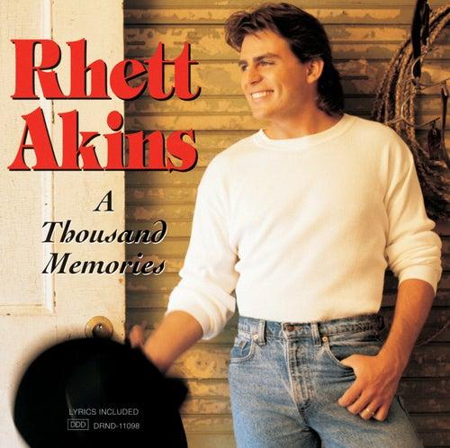 A Thousand Memories by Rhett Akins
