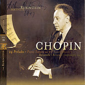 Rubinstein - 24 Preludes / Piano Sonata No. 2 / Impromptu No. 3 by Frederic Chopin