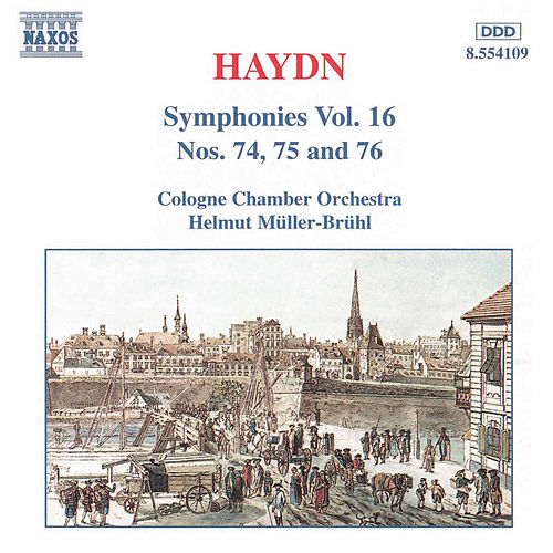 Symphonies Nos. 74 to 76 by Franz Joseph Haydn