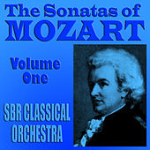 The Sonatas of Mozart Volume One by SBR Classical Orchestra