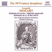 Symphonies by Leopold Mozart