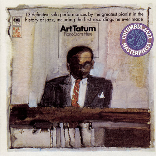 Piano Starts Here by Art Tatum