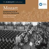 Mozart: Symphony Nos 33 & 39; Eine kleine Nachtmusik; Le nozze di Figaro - Overture by Wiener Philharmoniker