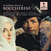 Boccherini - String Quintets by Europa Galante