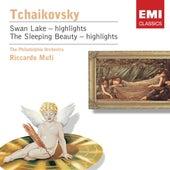 Tchaikovsky: Swan Lake & Sleeping Beauty suites by Philadelphia Orchestra