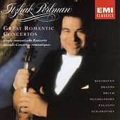 Itzhak Perlman Edition II - Great Romantic Concertos by Various Artists