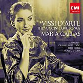 Puccini: Vissi d'arte - The Love Songs by Various Artists