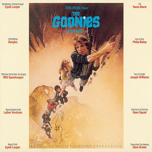 The Goonies (Original Motion Picture Soundtrack) by Various Artists
