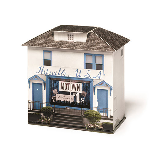 202 Motown Songs: The Complete No.1s by Various Artists