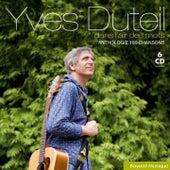 Dans L'air Des Mots Anthologie 101 Chansons by Yves Duteil