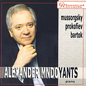 Alexander Mndoyants, piano by Various Artists