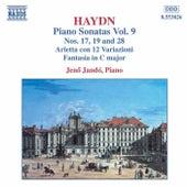 Piano Sonatas Vol. 9 by Franz Joseph Haydn
