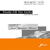PLAY IT - Study-CD for Cello: Jean Baptiste Bréval, Concertino Nr. 4, C major / C-Dur by Various Artists