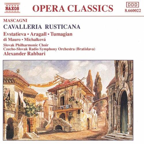 Cavalleria Rusticana by Pietro Mascagni
