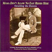 Mama Don't Allow No Easy Riders Here: Strutting Dozens - Rags Blues Stomps 1923-1936 by Various Artists