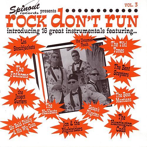 Rock Don't Run Vol. 3 by Various Artists