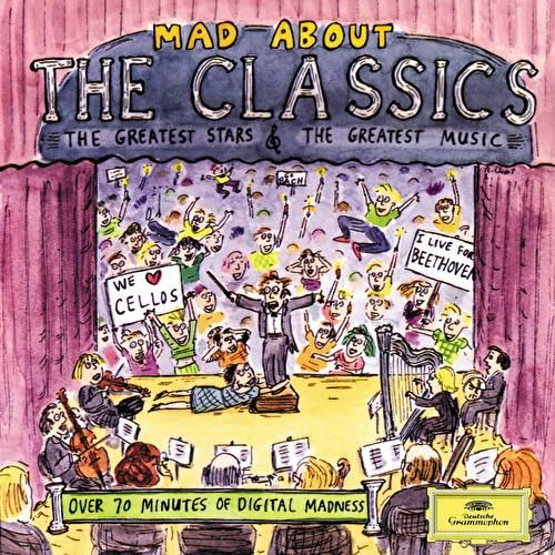 Mad About The Classics by Various Artists