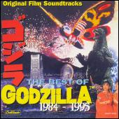 The Best Of Godzilla Vol. 2: 1984-1995 by Various Artists
