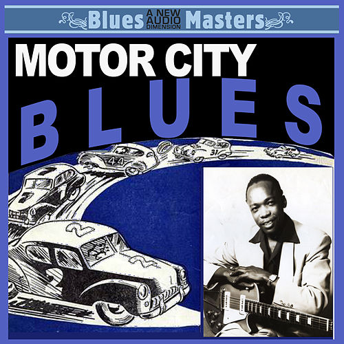 Motor City Blues by Various Artists