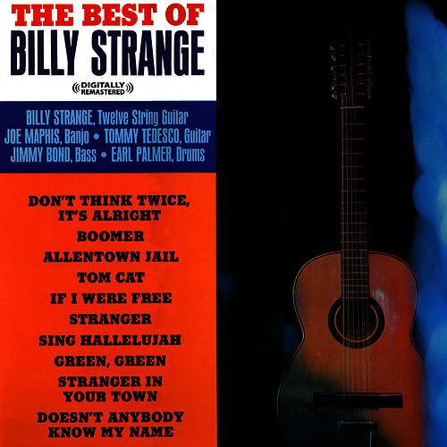 The Best Of Billy Strange (Digitally Remastered) by Billy Strange