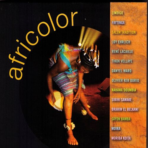 Africolor by Various Artists