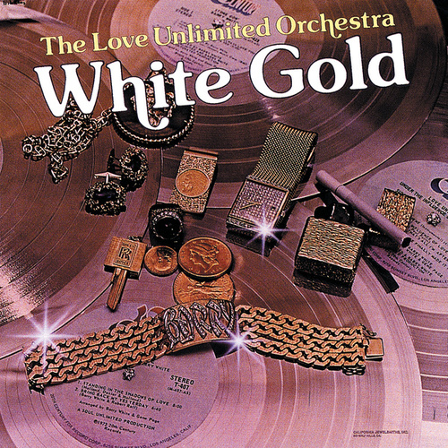 White Gold by Love Unlimited Orchestra