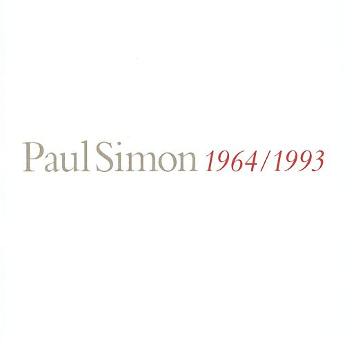 1964/1993 by Paul Simon