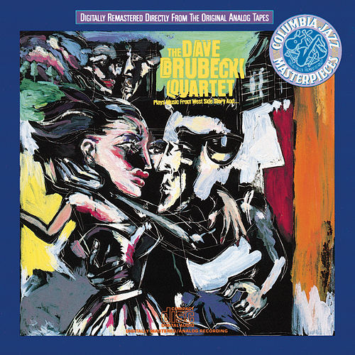 Plays Music From West Side Story by Dave Brubeck