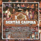 Sertão Caipira Universitário by Various Artists