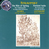 Starvinsky-Le Sacre Du Printemps + Firebird Suite by Igor Stravinsky