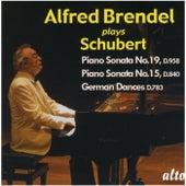 Schubert: Piano Sonatas Nos. 15 & 19; 16 German Dances by Alfred Brendel