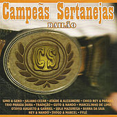 Campeãs Sertanejas: Bailão by Various Artists
