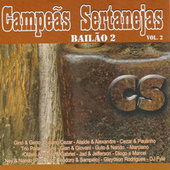 Campeãs Sertanejas: Bailão Vol.2 by Various Artists
