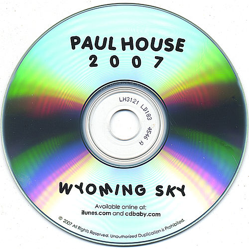 2007 - Wyoming Sky by Paul House