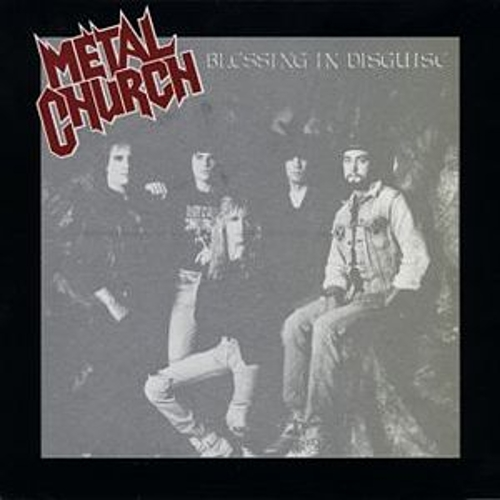 Blessing In Disguise by Metal Church