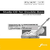 PLAY IT - Study-CD for Double-Bass: Giovanni Bottesini, Elegia D-Dur (Nr. 1), Elegia e-moll (Nr. 2), Elegia e-moll (Nr. 3) by Various Artists