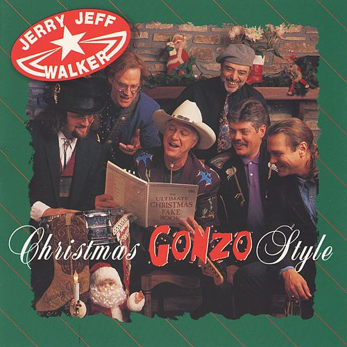 Christmas Gonzo Style by Jerry Jeff Walker