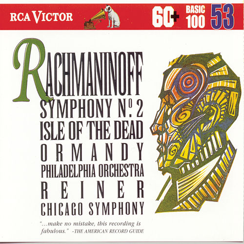 Rachmaninoff: Symphony No. 2 (RCA) by Sergei Rachmaninov