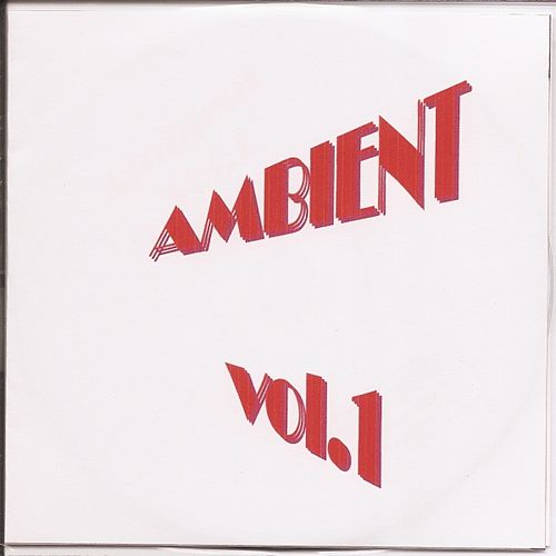 Ambient Vol. 1 by Pace