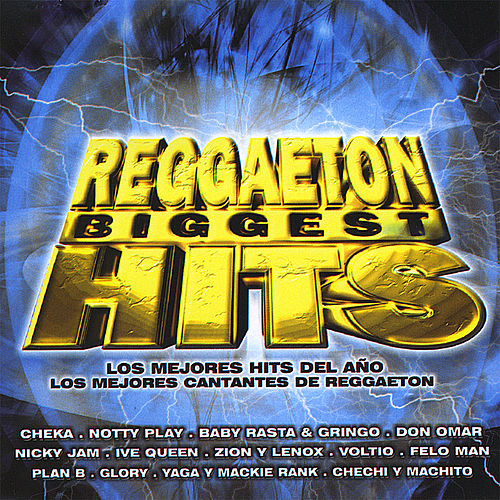 Reggaeton Biggest Hits by Various Artists