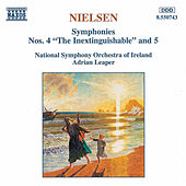 Symphonies Nos. 4 and 5 by Carl Nielsen
