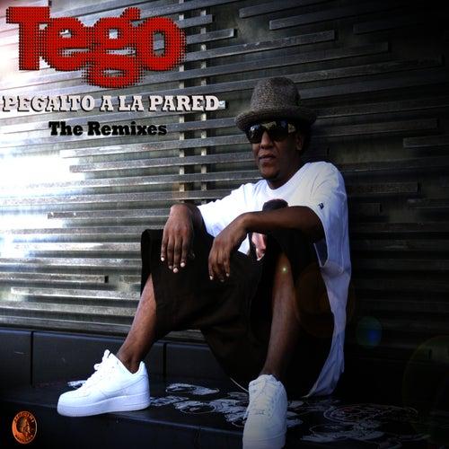 Pegaito a la Pared 'The Remixes' by Tego Calderon