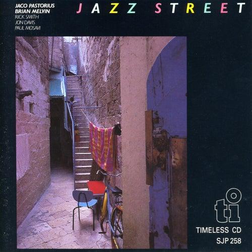 Jazz Street by Jaco Pastorius